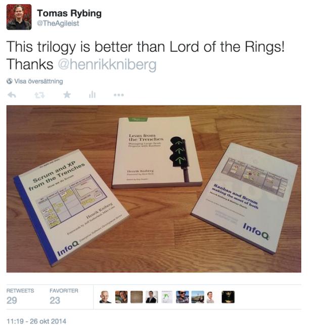 """""Kniberg"