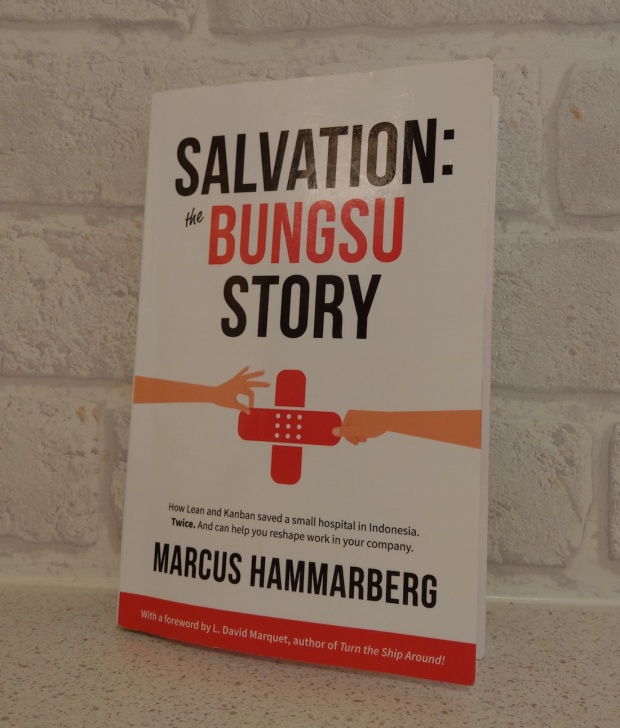 Salvation: The Bungsu Story - Cover